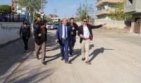 ÇETİN BİLİR - Van Büyükşehir Belediyesinden Yol Genişletme Çalışması