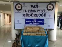 İPEKYOLU - Van'da 61 Kilo Eroin Ele Geçirildi