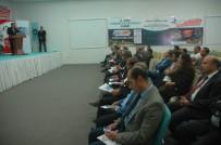 NECAT GÖRENTAŞ - Van'da 'Üniversite-Sanayi İşbirliği' Çalıştayı