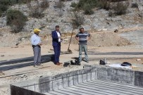 VEZIRHAN - Vezirhan'da Kantar Yapımı Devam Ediyor
