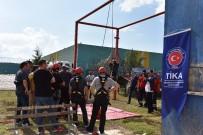 ÖFKE KONTROLÜ - Yabancı İtfaiyecilere Türkiye'de Eğitim