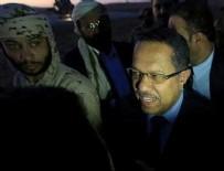YEMEN - Yemen Başbakanı'na suikast girişimi