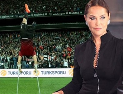 Yıllarca saklamış! Hülya Avşar o futbolcuya...