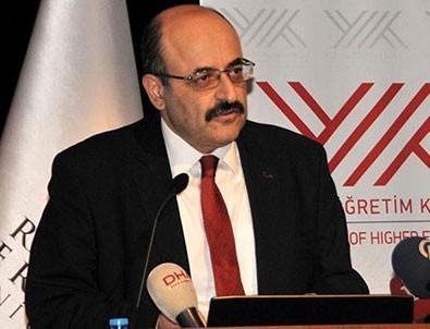 YÖK Başkanı Saraç üniversiteye giriş sisteminin detaylarını açıkladı