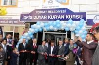 BOZOK ÜNIVERSITESI - Yozgat'ta Kur'an Kursu Dualarla Açıldı