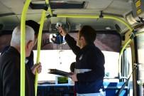 ZABITA MÜDÜRÜ - Zabıtalardan Halk Minibüslerine Denetim