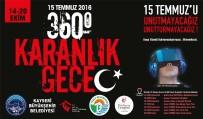 TOKI - 15 Temmuz Sanal Gerçeklik Tırı Kayseri'ye Geliyor