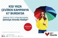 67 Burda'dan Kışı Yaza Çeviren Kampanya