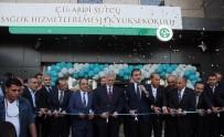 ÇUKUROVA ÜNIVERSITESI - AB Bakanı Çelik, Abdi Sütçü Sağlık Hizmetleri Meslek Yüksekokulu'nun Açılışını Yaptı