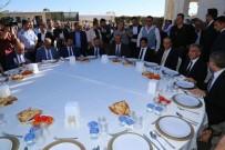 ABDULLAH GÜL - Abdullah Gül'ün Onuruna Verilen Yemekte 50 Koyun Kesildi