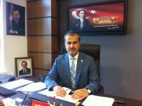 MEHMET ERDOĞAN - AK Parti Adıyaman İl Başkanı Mehmet Erdoğan Oldu