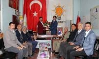 ABBAS AYDıN - AK Parti Taşlıçay İlçe Teşkilatında Devir Teslim