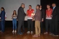 ÖDÜL TÖRENİ - AKM'de '2017 Spor Branşları Yılın Sporcusu' Ödül Töreni Gerçekleşti