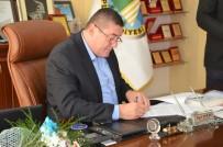 ŞEBEKE HATTI - Alaplı'da Tarihi Bir Proje Daha İmzalandı