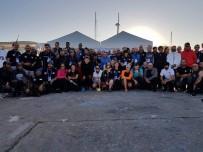 KAPANIŞ TÖRENİ - Altın Palet Sualtı Görüntüleme Türkiye Şampiyonası Kuşadası'nda Başladı