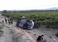 YENICEKENT - Asker Ziyaretine Giderken Kaza Yaptılar Açıklaması 1 Ölü, 2 Yaralı