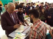 EDİZ HUN - Ataşehir Kitap Şenliği'nde Ediz Hun Gençlerle Buluştu