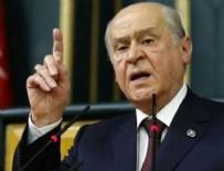 JOHN BASS - Bahçeli'den ABD Büyükelçisi'ne tepki