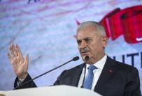 ESENBOĞA HAVALIMANı - Başbakan Yıldırım'dan Ankaralılara Müjde