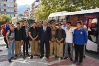 CELAL BAYAR ÜNIVERSITESI - Başkan Çerçi Öğrenciler İle Buluştu