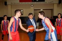 ŞEHITKAMIL BELEDIYESI - Başkan Fadıloğlu, Amatör Spor Haftasını Kutladı