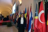 DIPLOMASı - Başkan Fatma Şahin'e Şeref Plaketi Verilecek