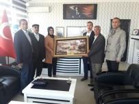İPEKYOLU - Başkan Koç'tan Kurumlara Ziyaret