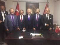 CUMHURİYET HALK PARTİSİ - Başkan Özakcan, CHP Denizli İl Binasının Açılışına Katıldı
