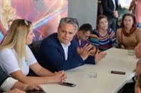 OTIZM - Başkan Uysal 'Özel Çocuklarla' Sinemada