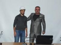 GÖKHAN BUDAK - Bayburt Üniversitesi Baret Giydirme Merasimi Düzenlendi
