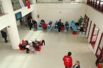 DOĞU ANADOLU - Bayburt Üniversitesinden Kan Bağışına Destek