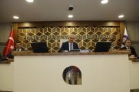 BAHATTIN BAYRAKTAR - Belediye Meclisinde  Ticaret Alanı Düzenlemesi Tartışması