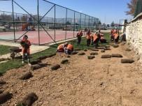 BAHAR TEMİZLİĞİ - Beyşehir Belediyesinde İŞ-KUR Çalışanlarına 2 Ay Daha İstihdam İmkanı