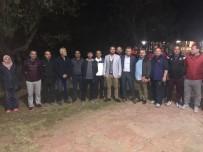 BADMINTON - Bilecik Belediyespor Kulübü Teknik Ekip Ve Yöneticileri Yemekte Buluştu