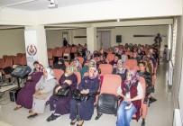KANSERLE MÜCADELE - Bitlisli Kadınlara Yönelik Kanser Semineri