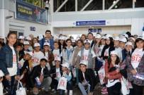 'Biz Anadoluyuz Projesi'  Kapsamında Öğrenciler Bursa'ya Uğurlandı