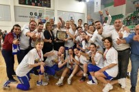 AVRUPA KUPASI - Bornova Beckerspor Galatasaray'ı Ağırlıyor