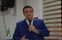 GENÇLİK KOLLARI - Bozüyük Belediye Başkanı Fatih Bakıcı Üniversite Öğrencileri İle Buluştu