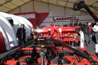 SATIŞ SÖZLEŞMESİ - Bursa Tarım Fuarına  Başak Traktör Ve Başak Agri Damga Vurdu
