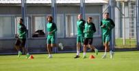 BİLAL KISA - Bursaspor'da Osmanlıspor Maçı Hazırlıkları Sürüyor