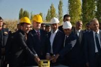 BÜYÜKŞEHİR YASASI - Büyükşehir'den Çumra'da Yatırım Hamlesi