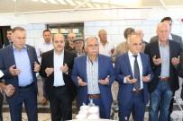 KARAAĞAÇLı - Büyükşehir Temsilcileri Aşure Hayırlarına Katıldı