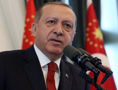 Cumhurbaşkanı Erdoğan: Bunlar diplomat değil, bunlar ajan