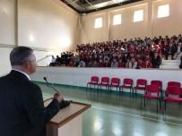 CENNET - Develi Kaymakamı Murat Duru Söyleşiye Katıldı