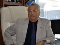 ESNAF VE SANATKARLAR ODASı - Didim'de Esnaf Örgütleri Kurucu Başkan İçin Vefa Adımı