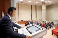 ÖMER DERECİ - DSİ 8. Bölge Müdürlüğü'nde Şenkaya İlçesinin Talepleri Ele Alındı