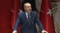 ADALET YÜRÜYÜŞÜ - 'Dünyadaki En Sorumsuz Ana Muhalefet Partisine Sahibiz'