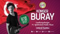 EMRE AYDIN - Erbaa'da Cumhuriyet Bayramı Konseri