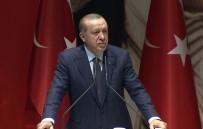 SERBEST DOLAŞIM - Erdoğan'dan İdlib Açıklaması