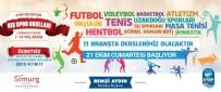 SU SPORLARI - Eyüp Belediyesi Kış Spor Okulları Kayıtları Başladı